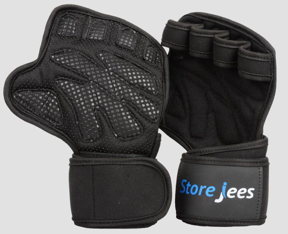 Open Ventilation Workout Gloves