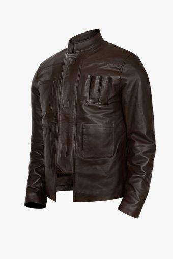 Brown Solo Vintage Costume Jacket