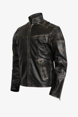 Black Rider Leather Jacket