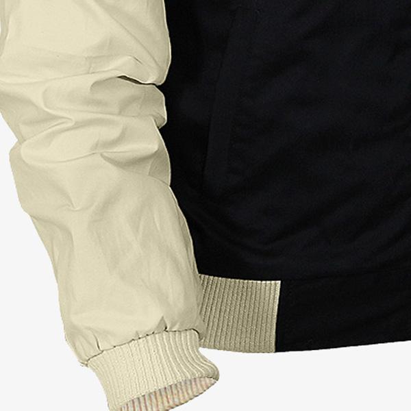 Varsity Letterman Bomber Jacket