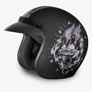 The Gone Bad Graphic Helmet