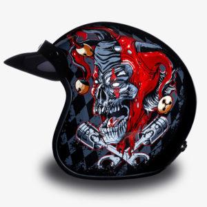 Helmet for Joker Look Lovers