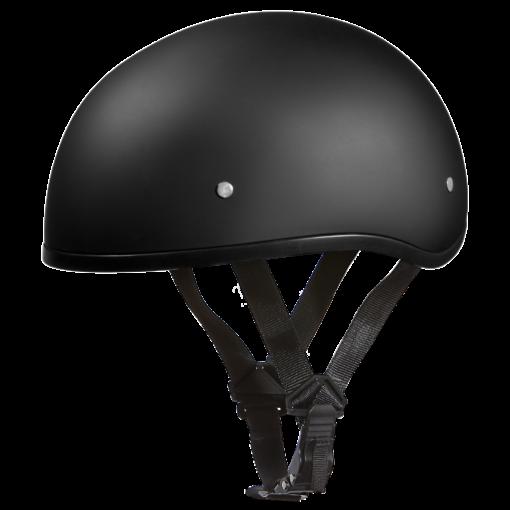 Novelty Eagle Snaps Helmets - Dull Black