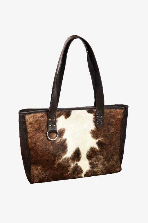 Tote Bag Dark Brown