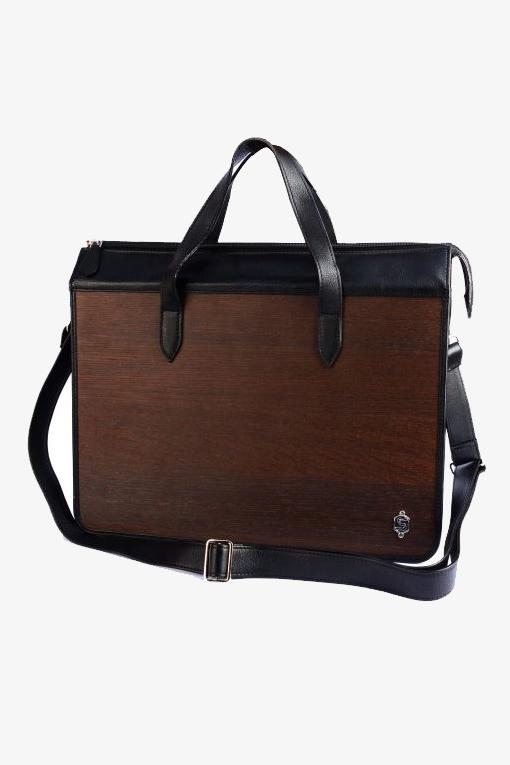 Wooden Laptop bag