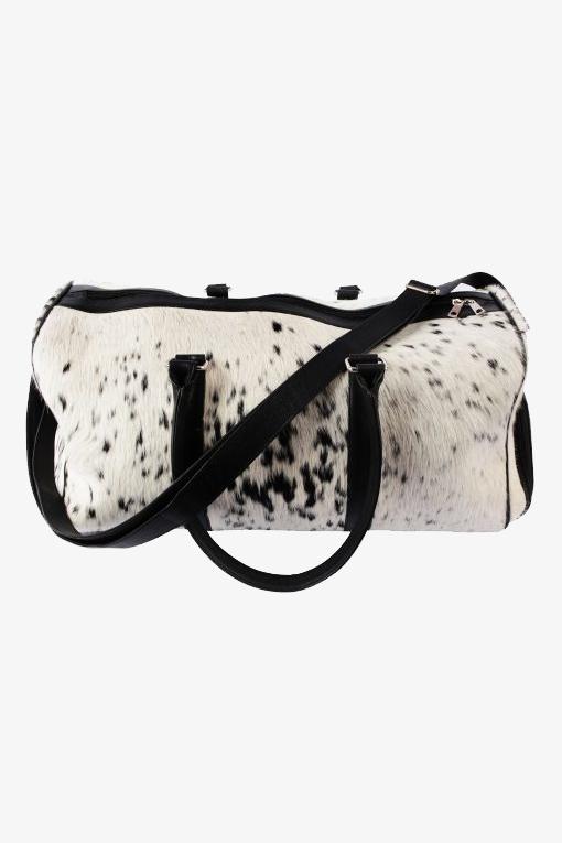 Duffel bag White