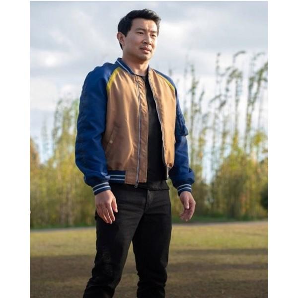 Shang-Chi Bomber Jacket