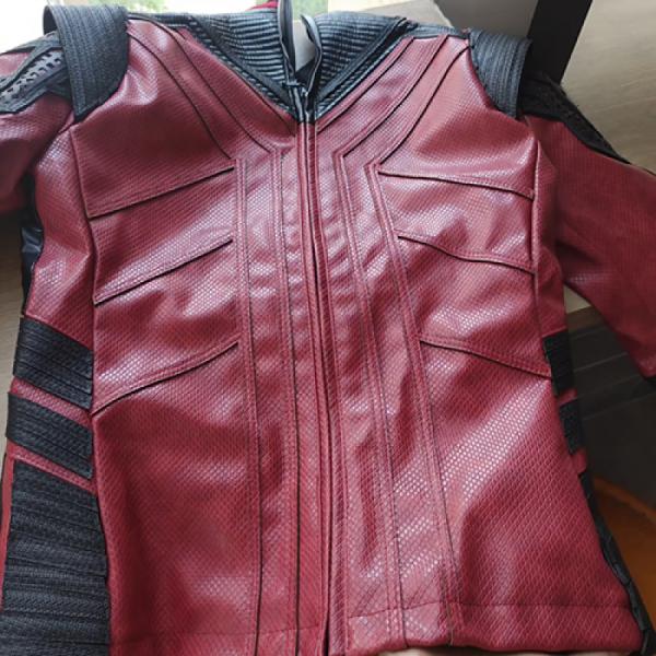 Simu Liu Leather Jacket