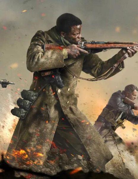Call Of Duty Vanguard Coat