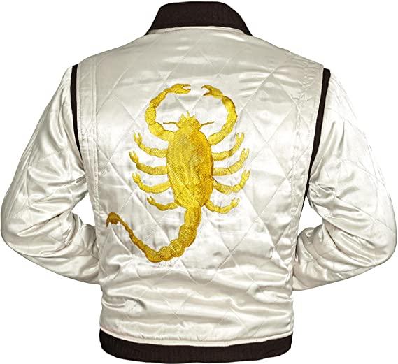 Drive Scorpion Satin Jacket