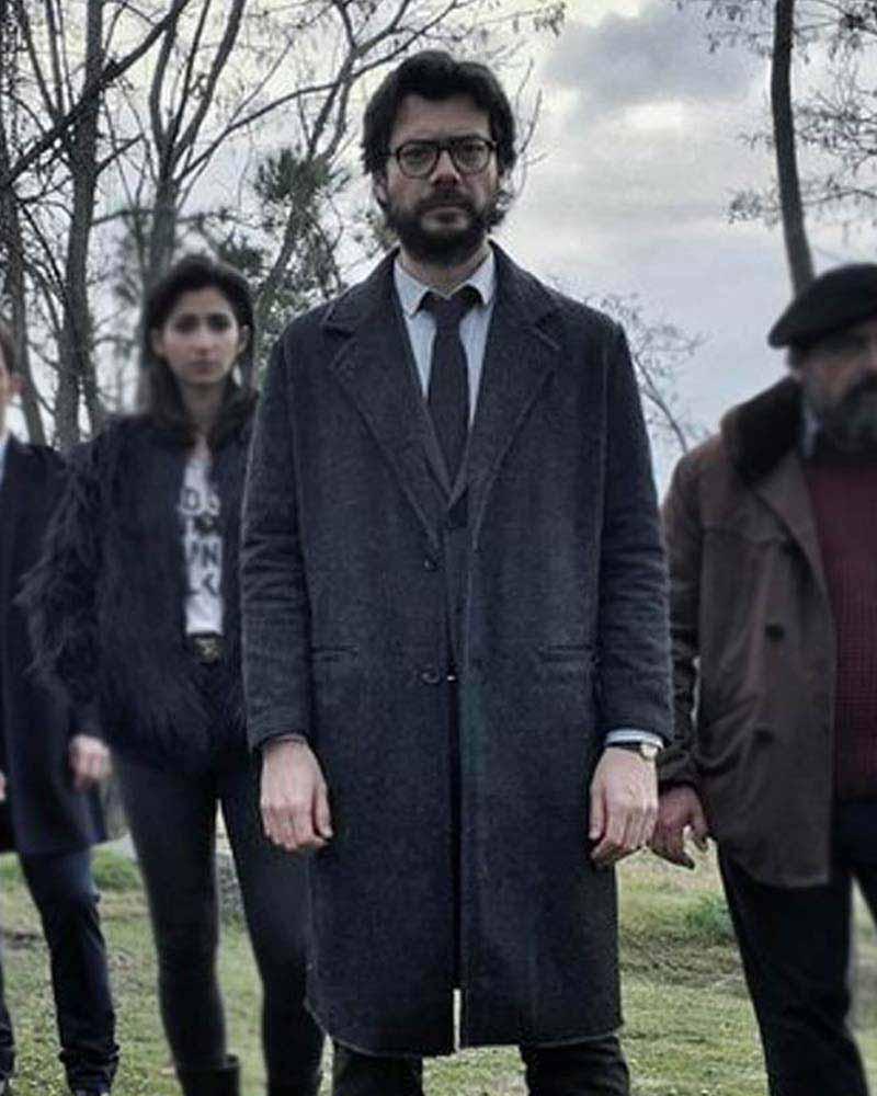El Professor Coat
