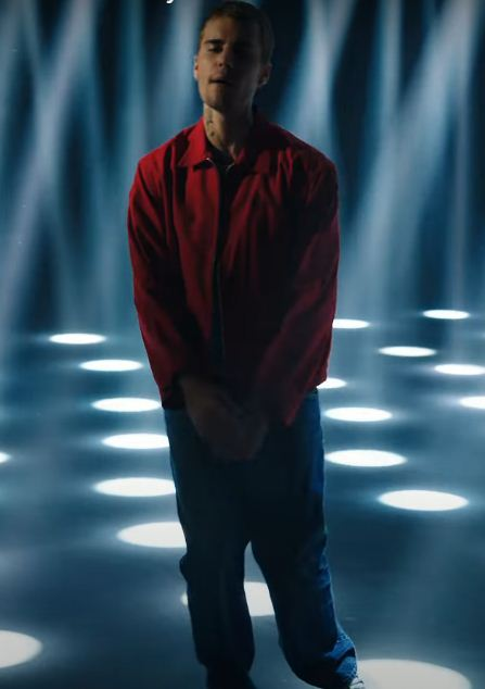 Justin Bieber Dolby Atmos Ghost Jacket