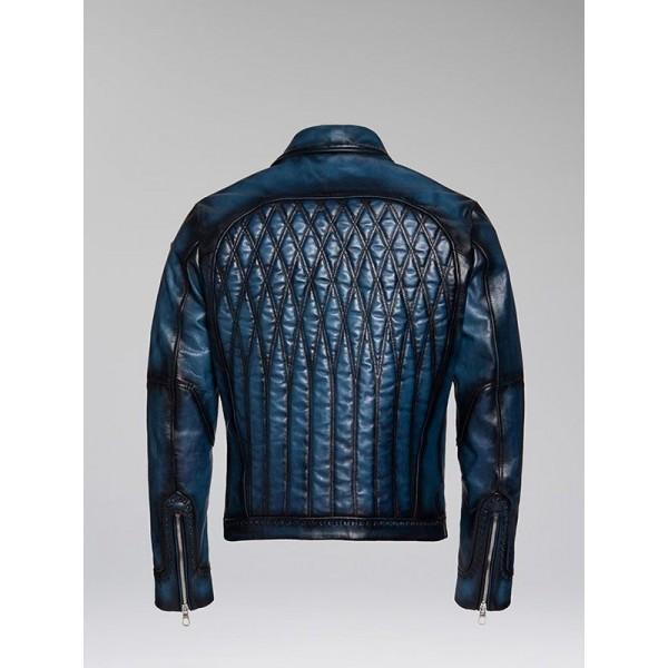 Mens Bugatti Leather Jacket