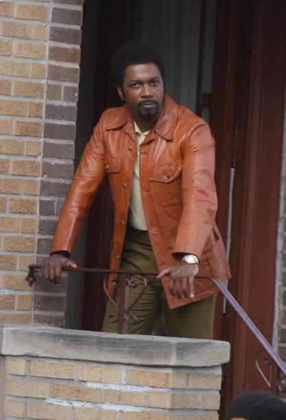 The Many Saints of Newark Leslie Odom Jr Leather Jacket