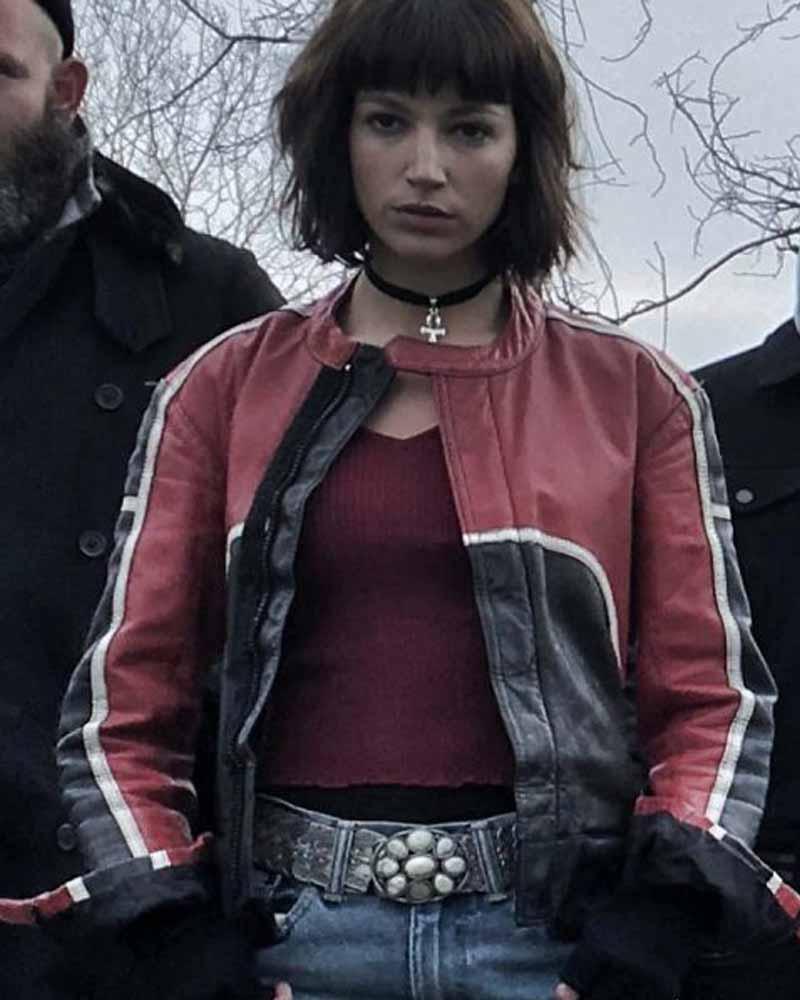 Tokio Leather Jacket