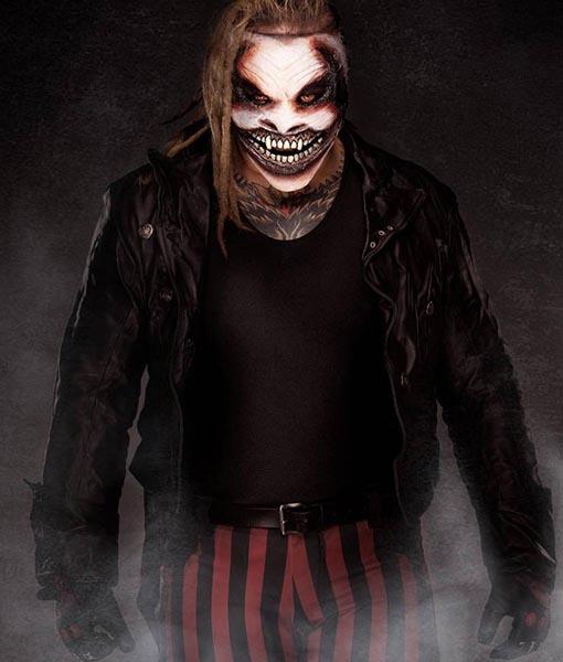 WWE Bray Wyatt The Fiend Jacket